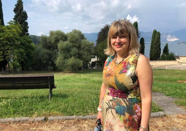 Paola Sabrina Bevilacqua candidato sindaco di Laveno Mombello