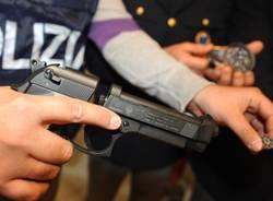 pistola polizia