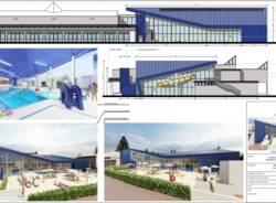 """Presentato il progetto della """"nuova"""" piscina di Legnano"""