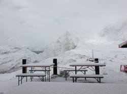 Prima Neve in Val Formazza