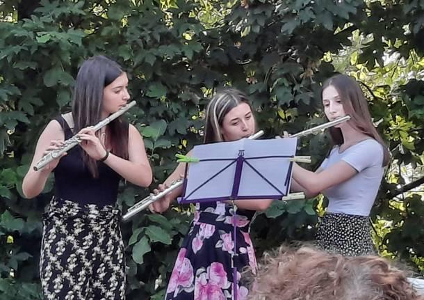 Cominciato tra musica e natura l'agosto al monte Bernasco