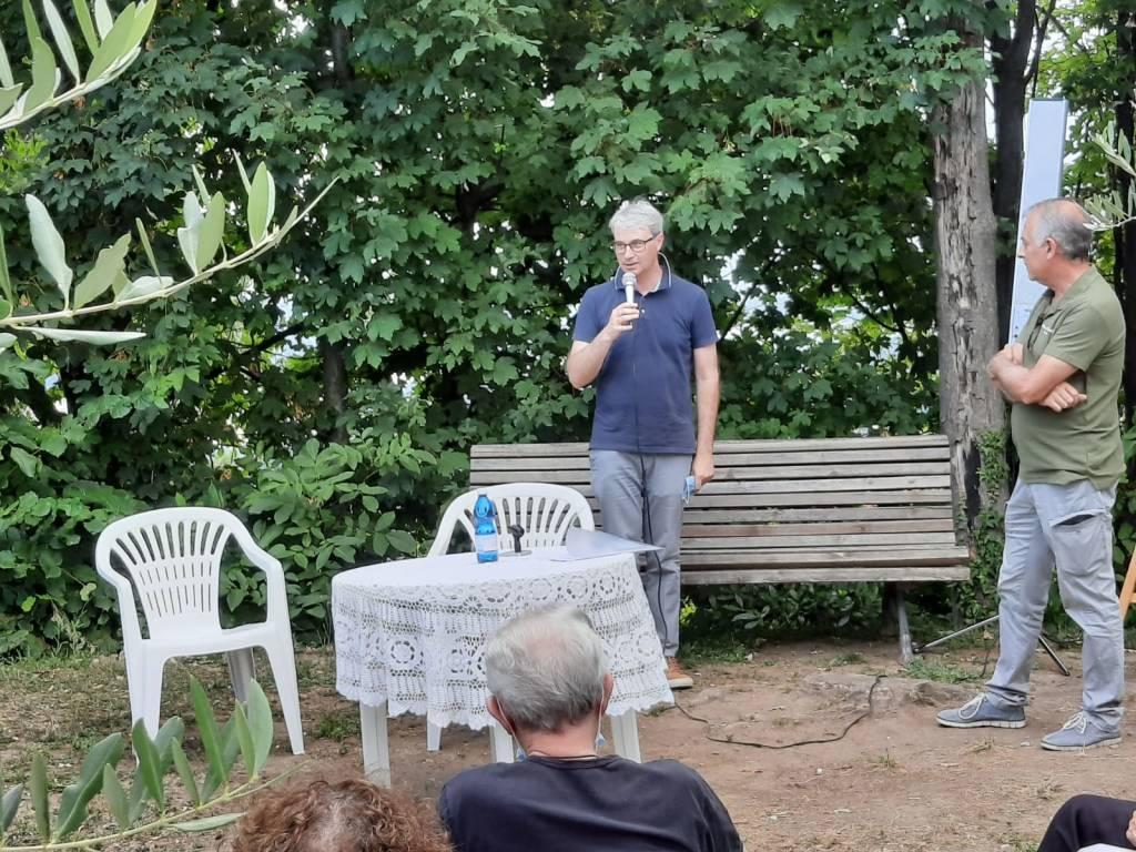 primo appuntamento per l'agosto al Monte Bernasco