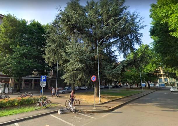 Progetto piazza Giovanni XXIII Gallarate stazione