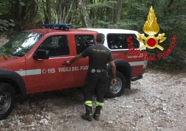 saf vigili del fuoco