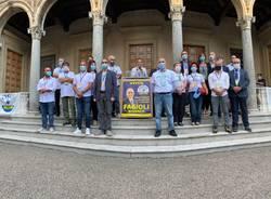 Salvini a Saronno: si riempie Villa Gianetti