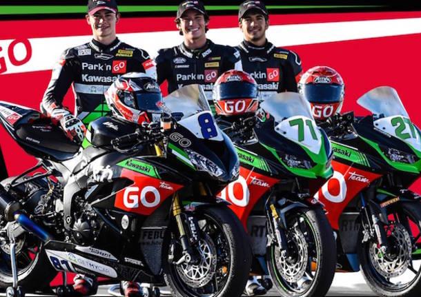 team parkingo motociclismo 2020
