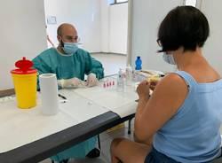 test sierologici scuola ats  malpensafiere