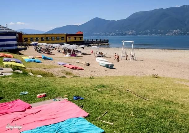 Istantanee di un'estate sul lago Maggiore