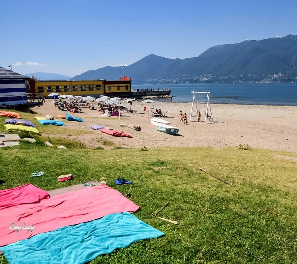 Un sabato d'estate sul lago Maggiore
