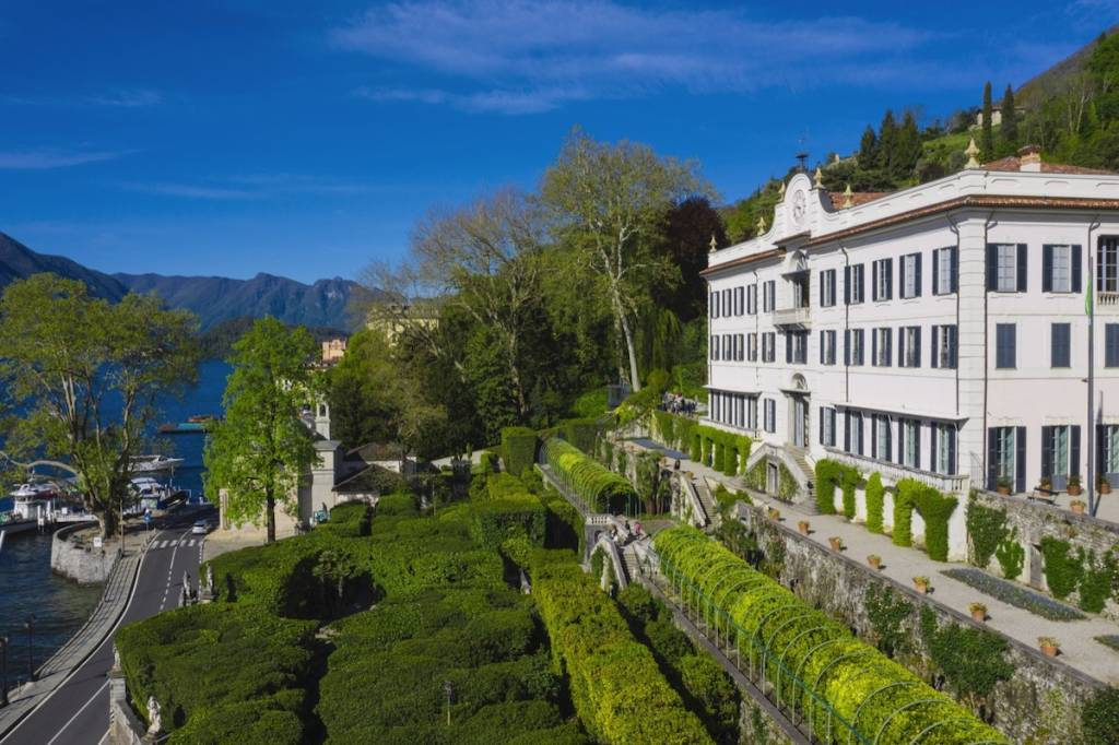 Villa Carlotta - Giardini