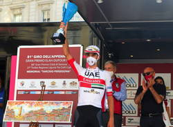 alessandro covi giro dell'appennino foto Team UAE - Bettini
