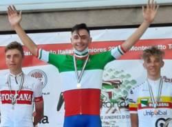 andrea montoli campione italiano juniores di ciclismo su strada