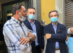 Attilio Fontana a Somma Lombardo
