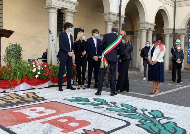 Benemerenza civica Roberto stella busto arsizio