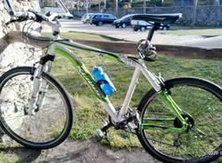 Bicicletta rubata
