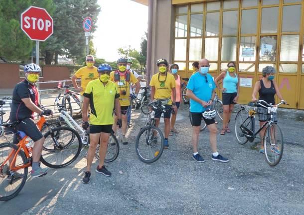 biciclettata legambiente parco del roccolo