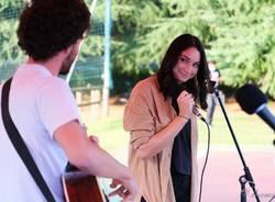 Buguggiate, open mic al Bergora (foto di Luigi Rognone)