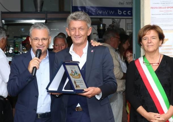 Busto Garolfo rinnova il gemellaggio con la cittadina lucana di Senise