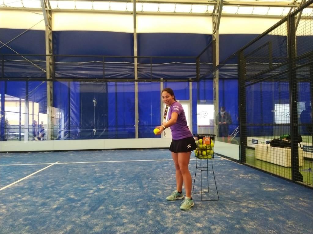 campionessa italiana di padel Giulia Sussarello