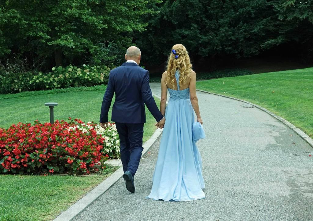 Wedding Ester e Max