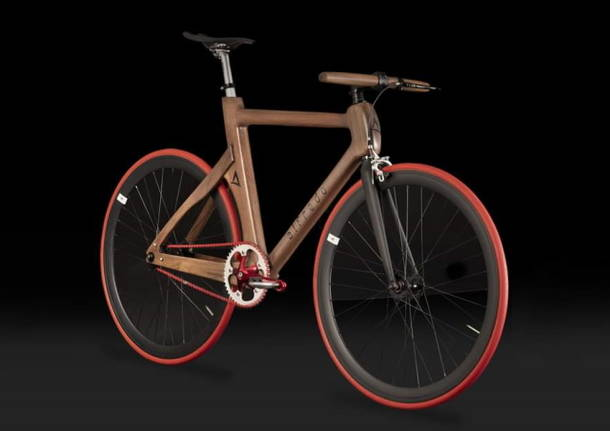 "Il progetto ""Alfredo Wooden Bicycles\"""