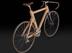 "Il progetto \""Alfredo Wooden Bicycles\"""