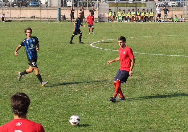 Calcio, Solbiatese - Città di Varese