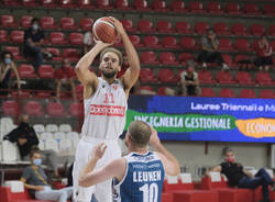 Supercoppa: Openjobmetis Varese - A. San Bernardo Cantù 84-77