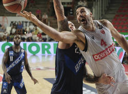 Supercoppa: Openjobmetis Varese - Germani Brescia 102-100