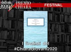 Incontro coi finalisti del Premio Chiara Giovani 2020