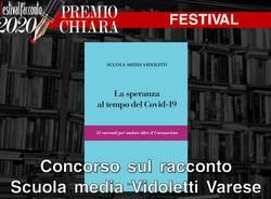 Premiazione concorso scrittura Scuola Media Vidoletti