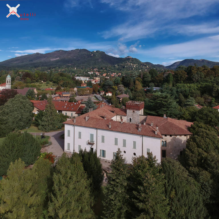 CATELLO DI MASNAGO, visto dal drone