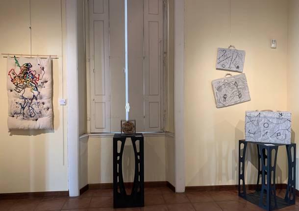 Club Soroptimist opere fiber art Palazzo Cicogna