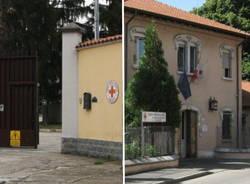 Croce Rossa Legnano trasloca