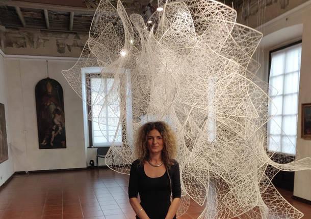 Daniela Frongia a Palazzo Marliani Cicogna