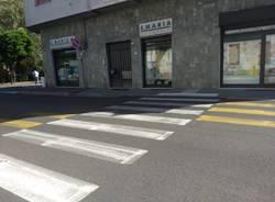 """Depalo (Lega): """"I marciapiedi a misura di tutti a Saronno ci sono già"""""""