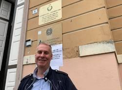 Dimitri Cassani sindaco Casorate Sempione