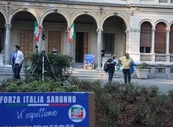 """Gallera al fianco del centrodestra: """"Serve competenza, Fagioli e Forza Italia sono una garanzia"""""""