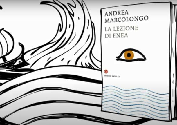 """Galleria del Libro: """"La capacità di resistere e di sperare """"La lezione di  Enea"""" - LegnanoNews"""