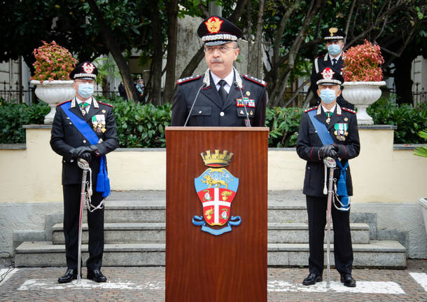 Generale di Brigata Andrea Taurelli Salimbeni.