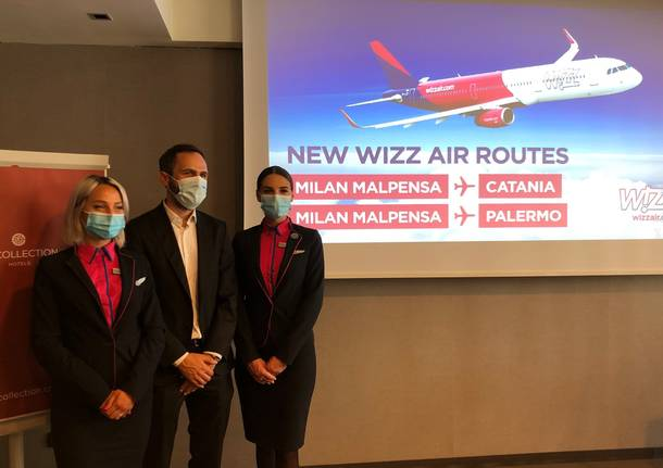 Wizz air milano