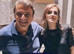 Silvia Simeone Carlo calendat