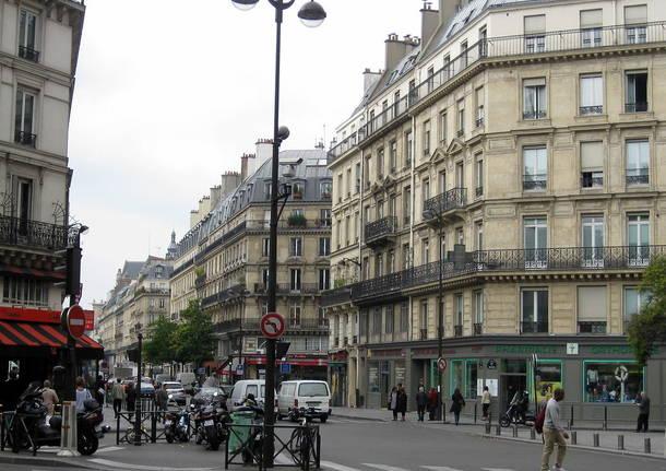Rue de Turbigo oggi