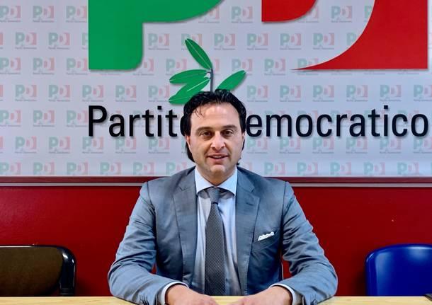 Giovanni Corbo, segretario provinciale PD Varese