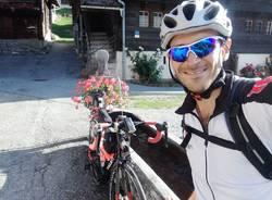 In bici da Morazzone allo Stelvio