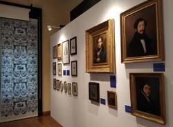 Inaugurata a Villa Gianetti la collezione dedicata a Giuditta Pasta. Presente anche Fontana