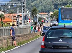 incidente porto ceresio