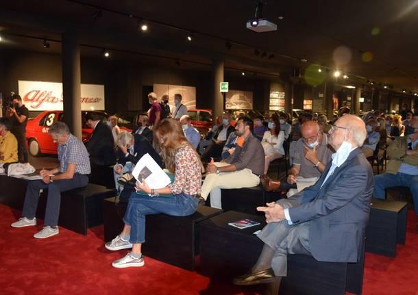 Incontro tra candidati al Museo Fratelli Cozzi