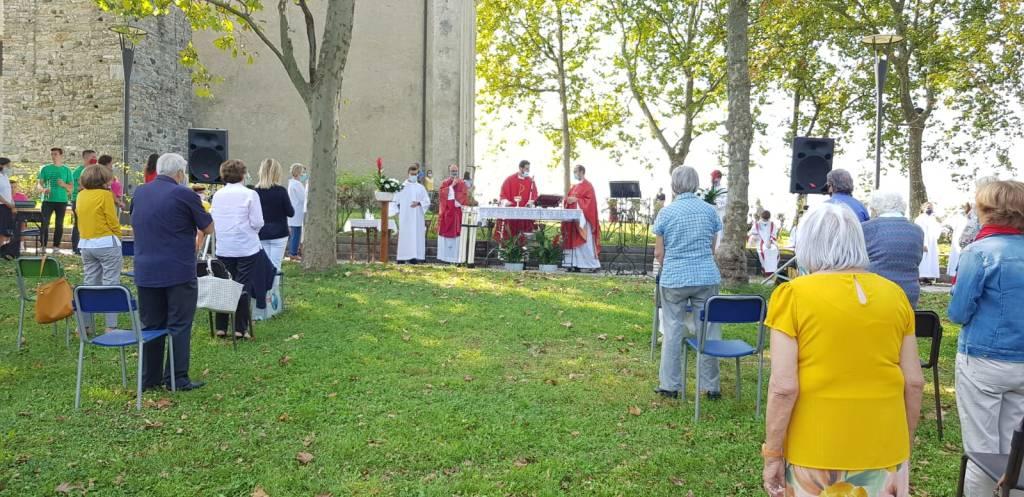 La Comunità di Sant'Eusebio saluta don Giuseppe Cadonà