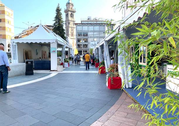 La fiera di Varese 2020 è in piazza Monte Grappa